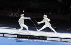 Olympics 2012 Men's Individual Sabre