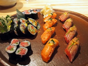 Zuma London Maki selection