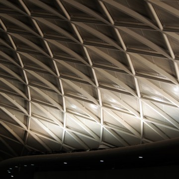 Kings Cross Station Canopy | Yvanne Teo