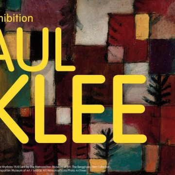 Paul Klee Exhibition Tate Modern