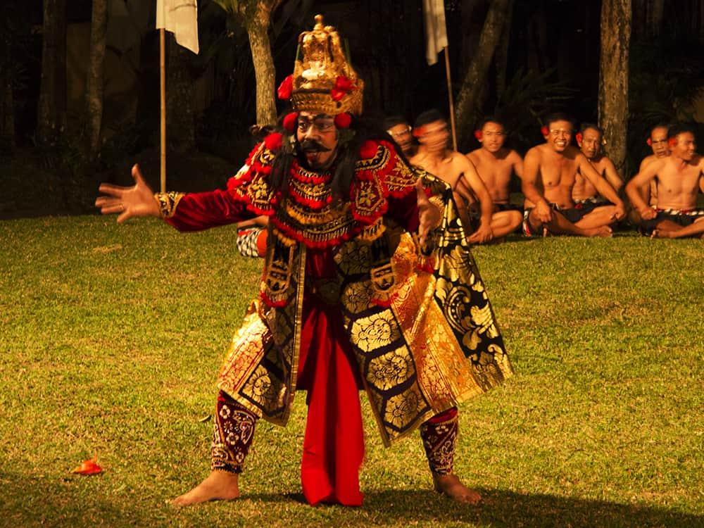 Kecak at Komaneka at Tanggayuda, Ubud, Bali | ytPhotography | Yvanne Teo