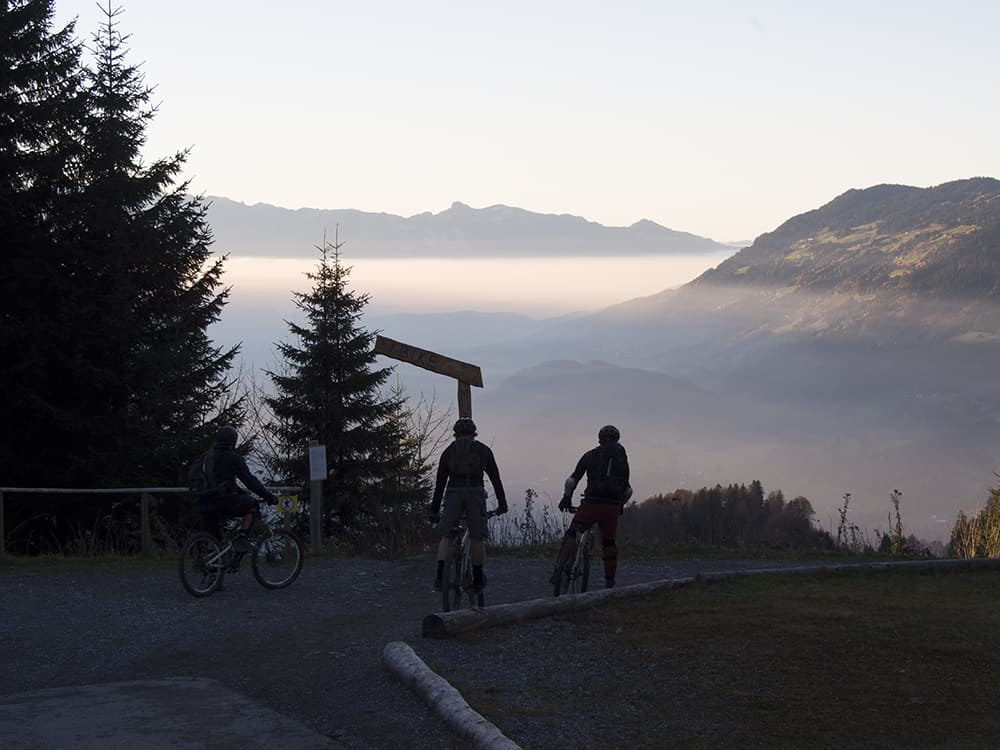 Mountain Bikers, Muttersberg | ytPhotography | Yvanne Teo
