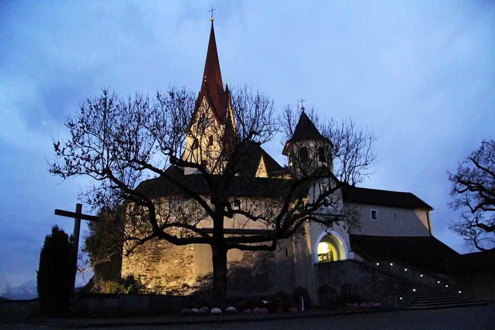 Basilika Rankweil, Rankweil, Vorarlberg, Austria | Yvanne Teo