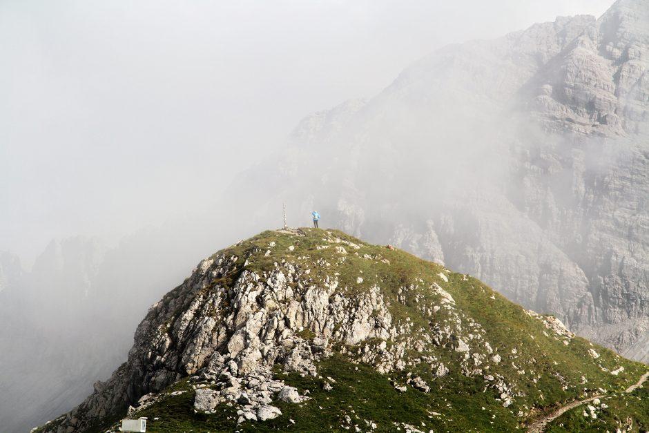 Rüfikopf in the Clouds | Yvanne Teo